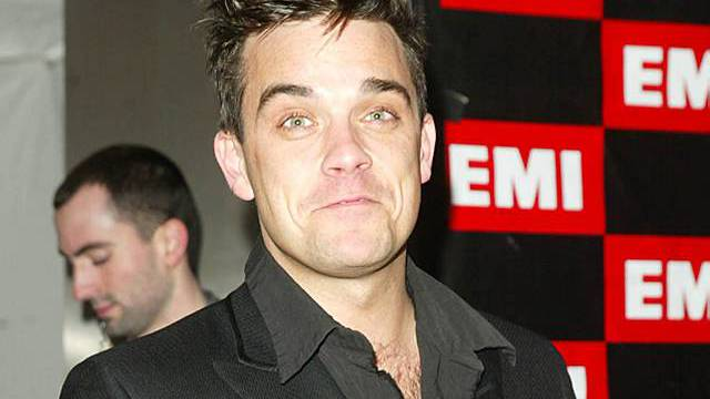 Robbie Williams (Archiv)
