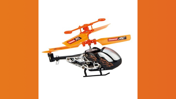 Wunsch-Nr. 26, Yessine, 9 Jahre, Helicopter Carrera RC IR Micro, z.B. bei Digitec/Galaxus, CHF 44.90