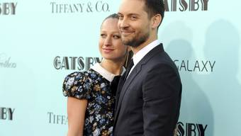 Schauspieler Tobey Maguire und Schmuckdesignerin Jennifer Meyer gehen fortan getrennte Wege. (Archivbild)