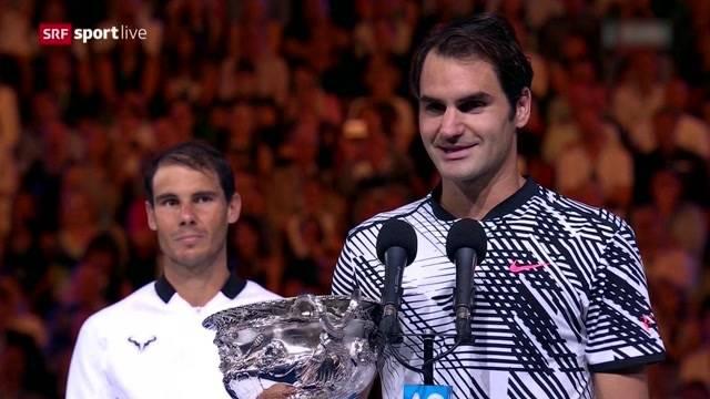 Federers grösster Triumph