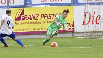 Der FC Dietikon will heute möglichst keine Gegentore kassieren, um wichtige Punkte zu sammeln.