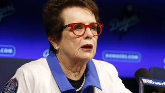 Billie Jean King gibt dem Fed Cup ihren Namen