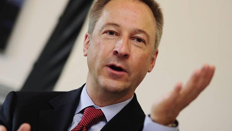 """Alpiq-Verwaltungsratspräsident Jens Alder: """"Wir sind besser aufgestellt denn je."""""""