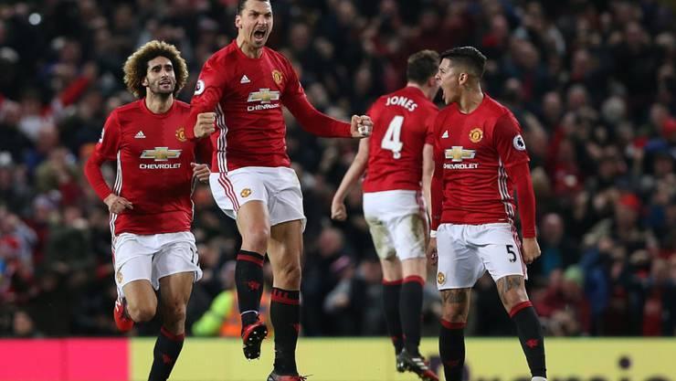 Manchester United ist erstmals seit mehr als zehn Jahren wieder der umsatzstärkste Verein der Welt