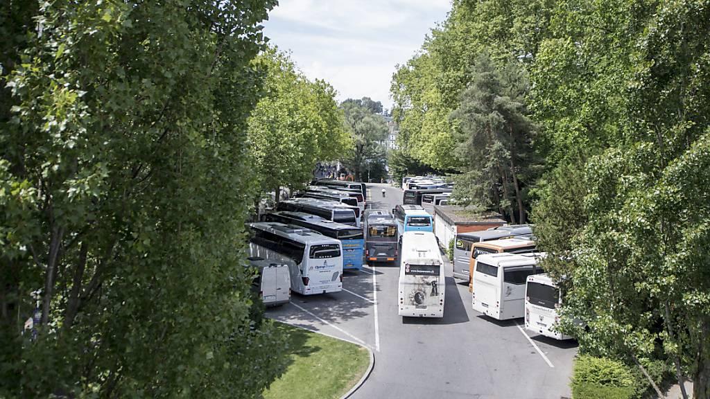 Gemeinsame Ziele für Car-Regime in Luzern erarbeitet