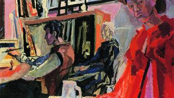 Gesamtschau des Zürcher Malers Max Gubler im Kunstmuseum Bern