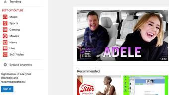 Youtube bekommt vor Gericht in Deutschland Recht.