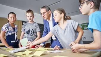 Neue Projektwoche für Aargauer Schüler, August 2019