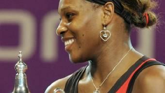 Serena Williams hat keine Geldprobleme