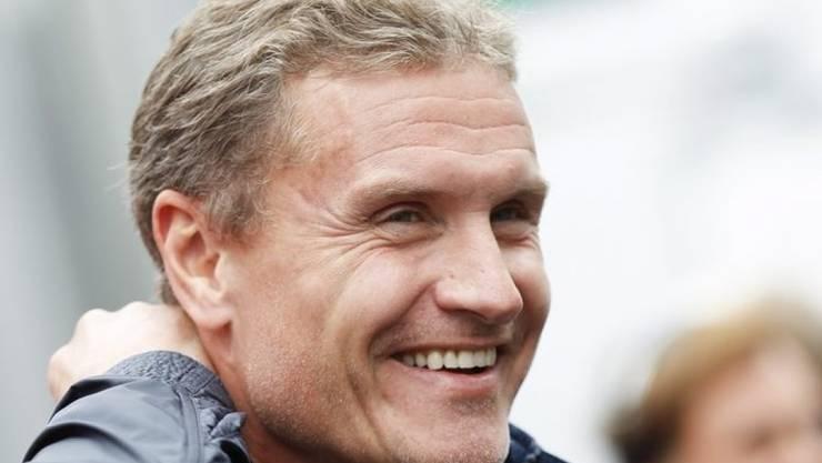 David Coulthard kann es nicht lassen: Der ehemalige Formel-1-Fahrer fährt auch dann vie zu schnell, wenn er sich laut Regelwerk an Tempolimiten halten sollte. (Archivbild)