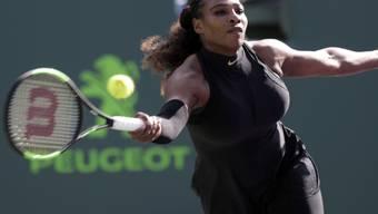 Serena Williams gerät gegen Naomi Osaka in Bedrängnis