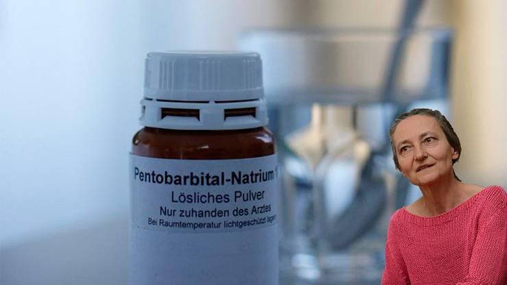 Der zweite Anklagepunkt wirft Preisig falschen Umgang mit dem Sterbemittel Natrium-Pentobarbital (NAP) vor.