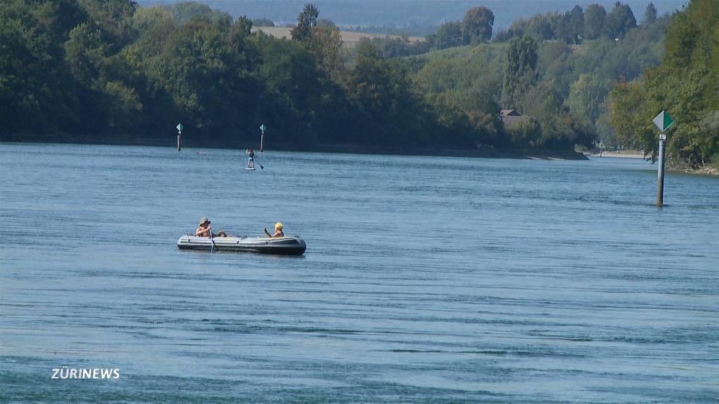 Wie gefährlich sind die Schweizer Flüsse?