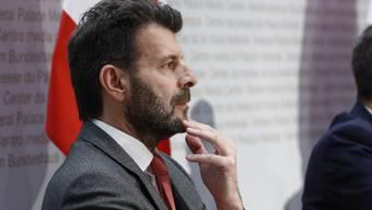 Staatssekretär Roberto Balzaretti.