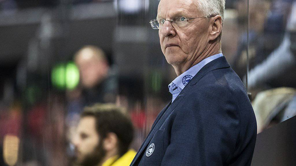 Der Berner Trainer Kari Jalonen hat seine Mannschaft im richtigen Zeitpunkt in Bestform gebracht