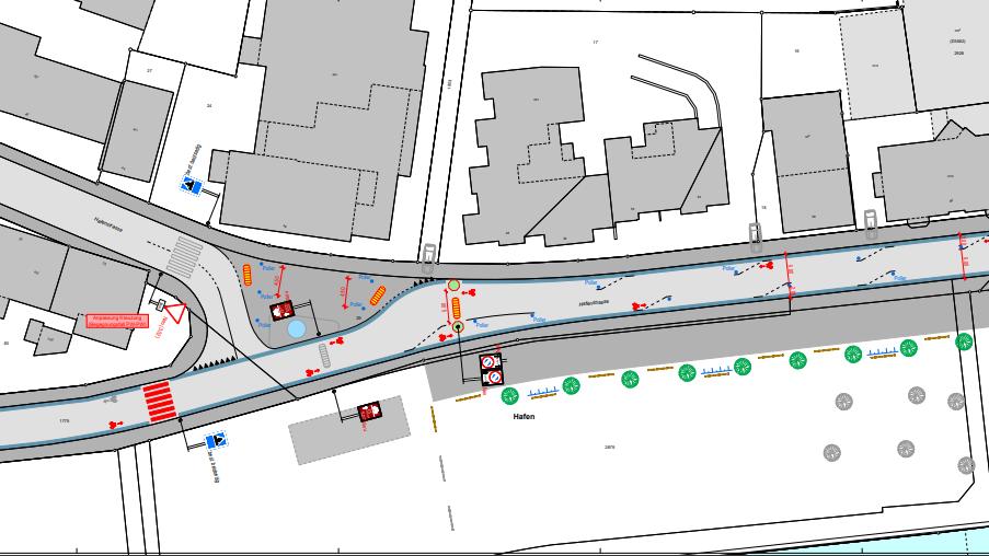 Verkehrsberuhigung in Romanshorn
