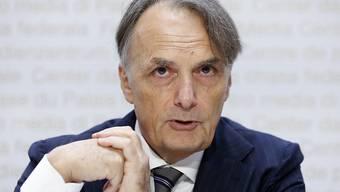 """""""Europa ist nicht viel weiter gekommen"""": Mario Gattiker, Schweizer Migrations-Staatssekretär. (Archivbild)"""