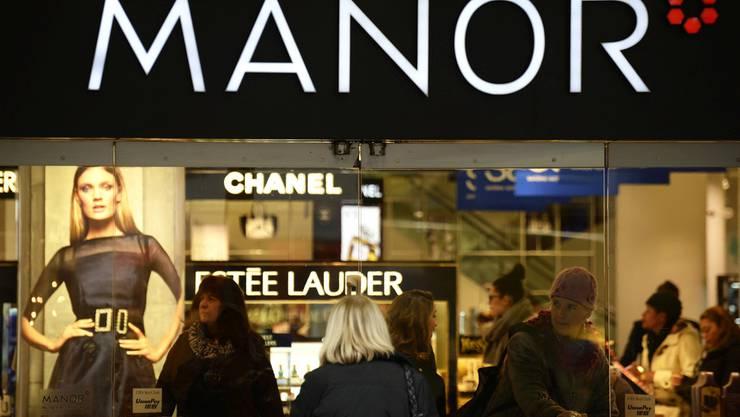 Manor warnt ihre Kunden vor Telefonbetrügern.