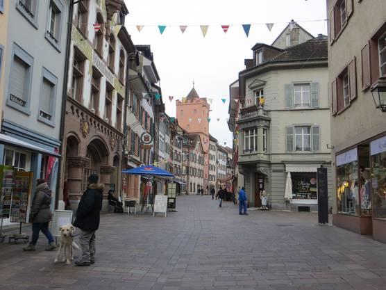 Rheinfelden, die Zähringer Stadt