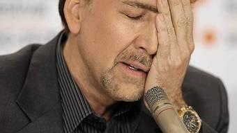 Nicolas Cage wird seine Luxusvilla nicht los (Archiv)