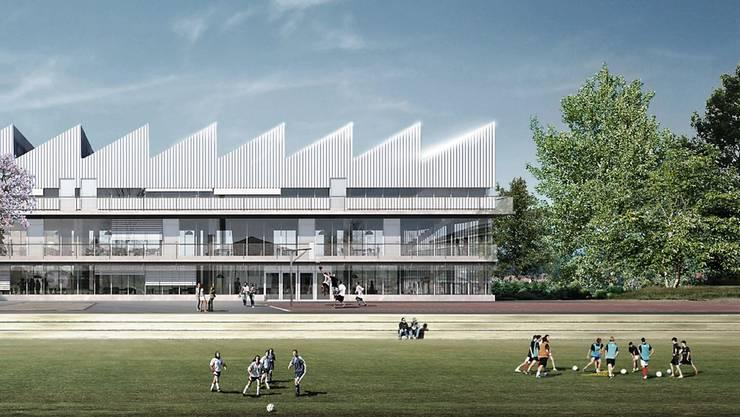 Der Neubau der Sekundarschule in Laufen ist mit 21 Millionen Franken die derzeit teuerste öffentliche Beschaffung.