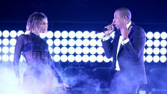 Beyoncé und Jay-Z standen bei den diesjährigen Grammy Awards gemeinsam auf der Bühne. Jetzt gehts auf gemeinsame Tour.