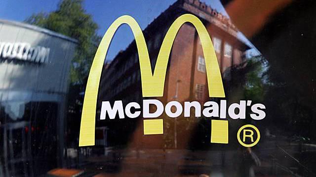 Hat McDonalds Steuern hinterzogen? Archiv)