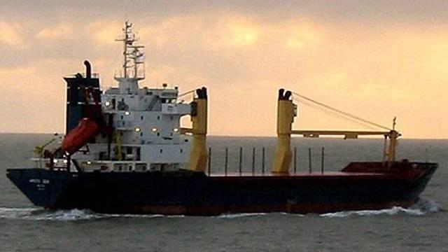 Russland beschäftigt sich nicht mehr mit Arctic Sea (Archiv)