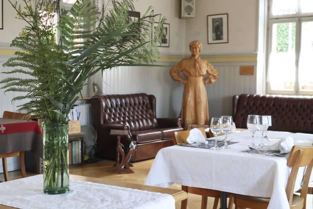 Der grosszügige Saal wurde damals zum wichtigen Treffpunkt für die Soldaten und Offiziere.