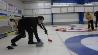Curlingturnier in Urdorf