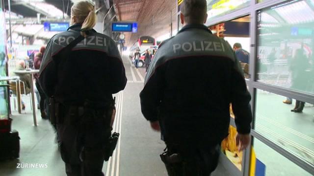 Mehr Beamte gegen Terror