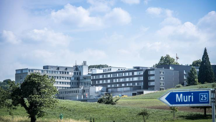 Das Spital Muri hat Kurzarbeit eingeführt.