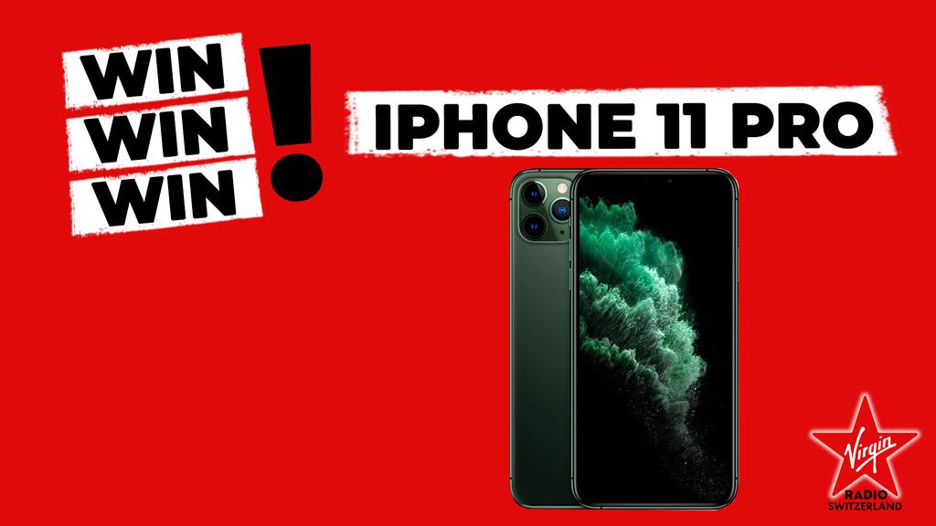 Gewinne ein iPhone 11 Pro! 😍