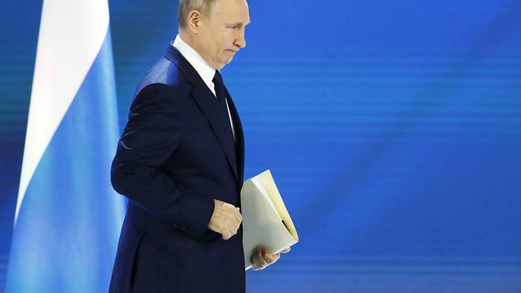 Putin kündigt vereinfachte russische Visavergabe an