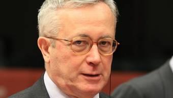 Italiens Finanzminister Giulio Tremonti (Archiv)