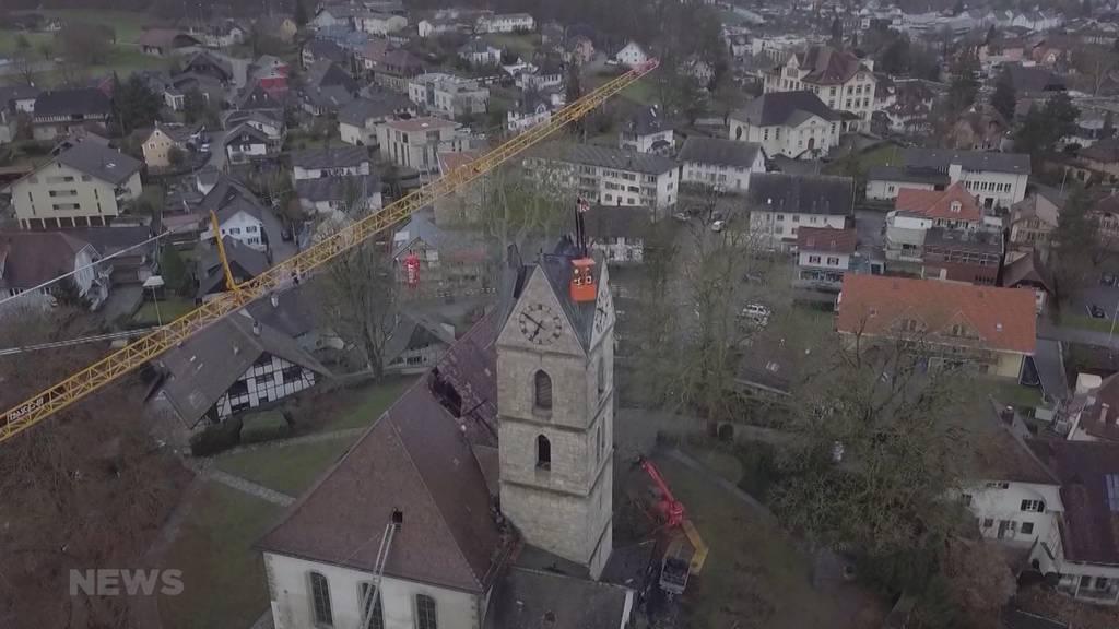 Hat Kirchenbrand Konsequenzen für Brandschutzvorschriften?