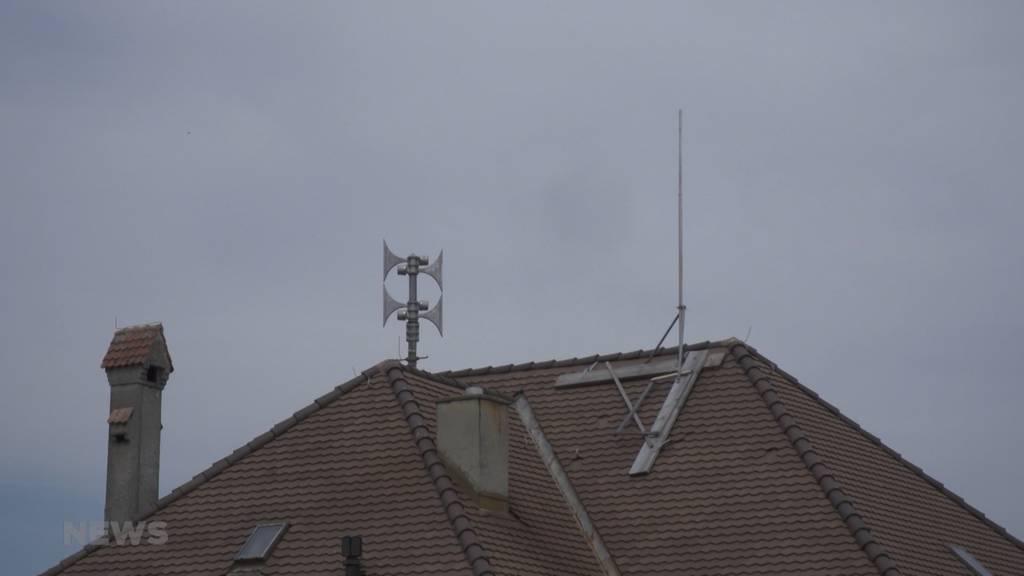 Mobilfunk-Boom in der Region Thun