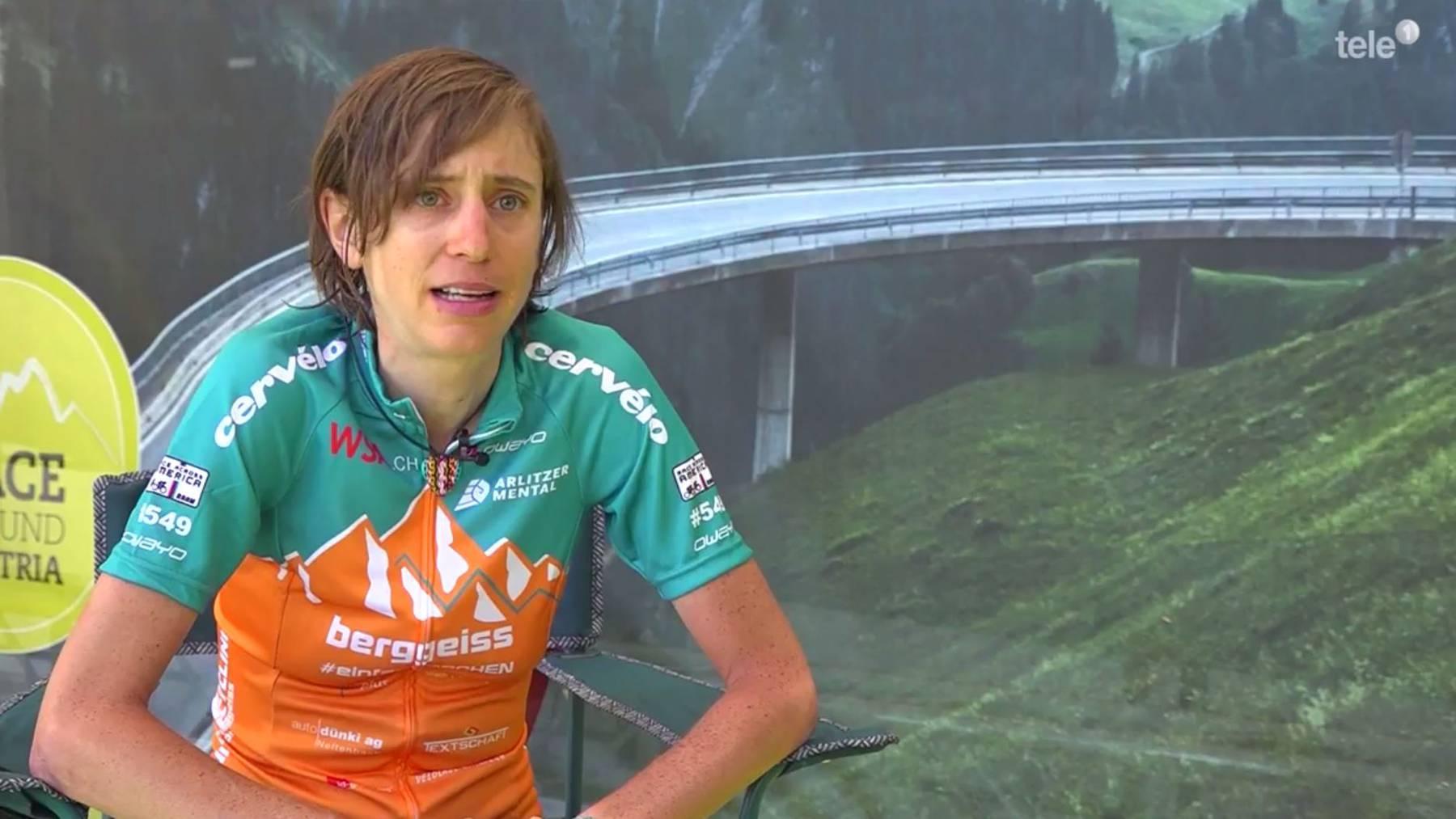 Ultracyclerin Nicole Reist erzählt, warum sie sogar mitten in der Nacht aufsteht, um zu trainieren.