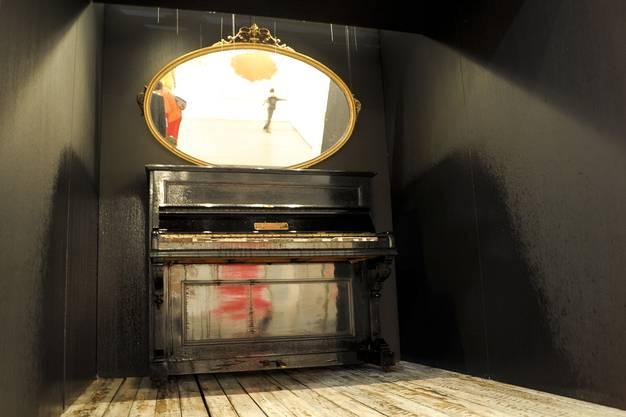 Piano and Rain von Manuel Felisi