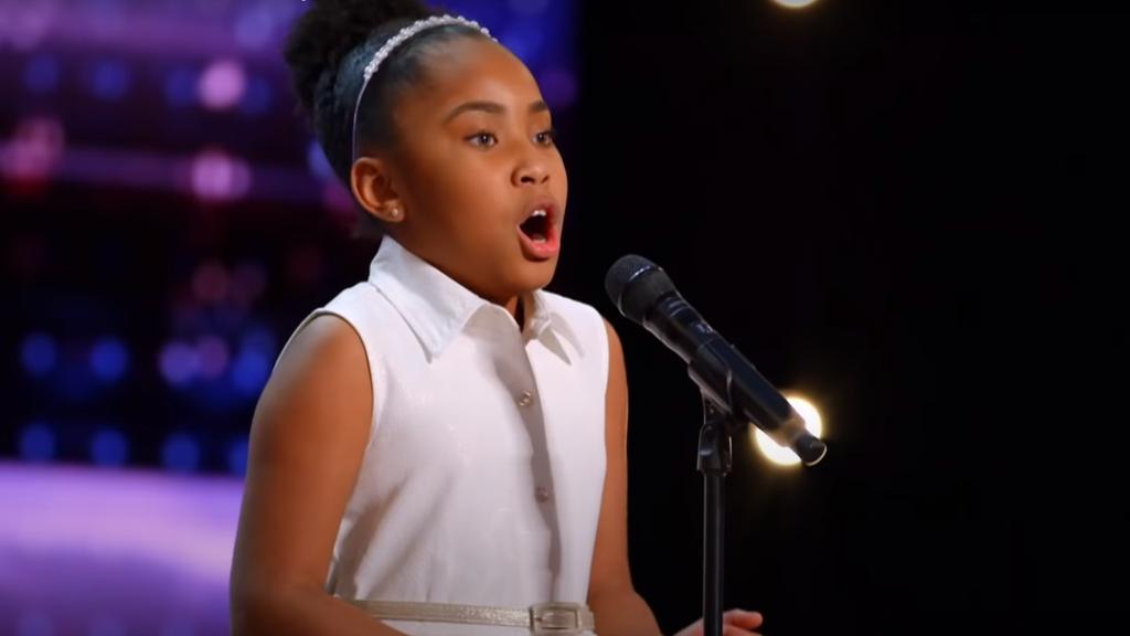 9-jährige Opern-Sängerin haut die Jury um und schreibt Geschichte