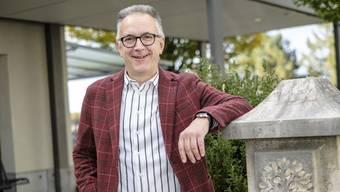 André Knubel, der neue starke Mann von Schönenbuch.