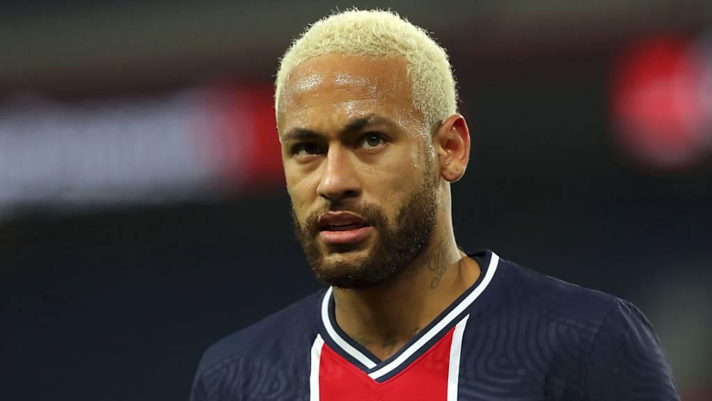 Neymar: getroffen, aber nicht gewonnen