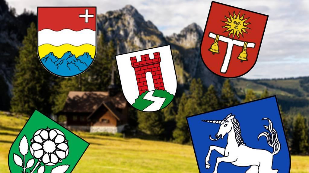 Wie gut kennst du die Zentralschweizer Ortschaften?