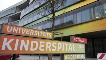 Das Kinderspital beider Basel schreibt derzeit schwarze Zahlen. (Archiv)