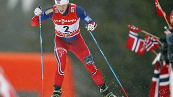 Martin Johnsrud Sundby muss weiter auf seinen 1. WM-Einsatz warten