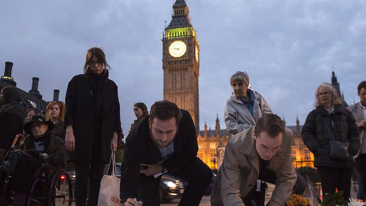 In London stieg die Zahl der Mordopfer innert dreier Jahre um 40 Prozent. (Symbolbild)