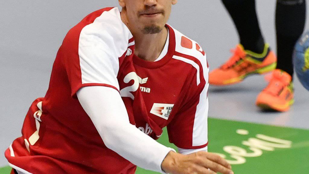 Andy Schmid wird aus kuriosem Grund sicher nicht Welt-Handballer 2017