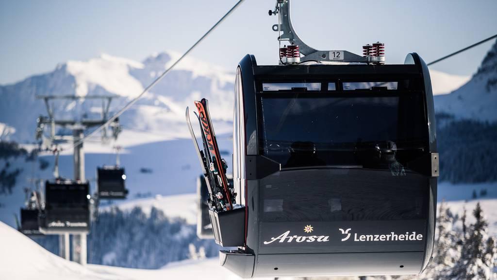 Arosa/ Lenzerheide: Das ist neu im Schneesportgebiet