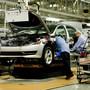 Bei Volkswagen gingen im November mehr Fahrzeuge vom Stapel. Gut war die Nachfrage sowohl in den USA und China als auch in Europa.(Archivbild)