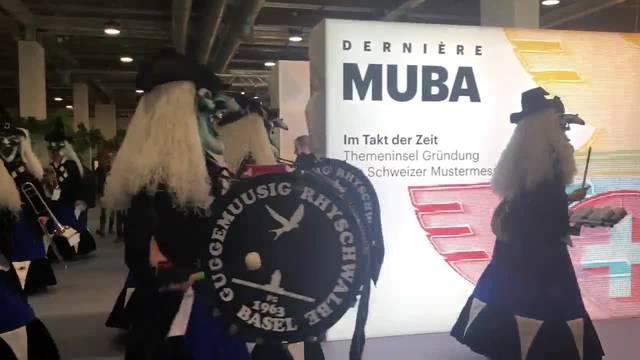 Halle-Gässle: Zum ersten Mal spannten Muba und Fasnächtler zusammen